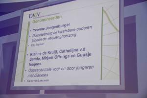 De genomineerde projecten voor de EADV-Award voor Best Practice